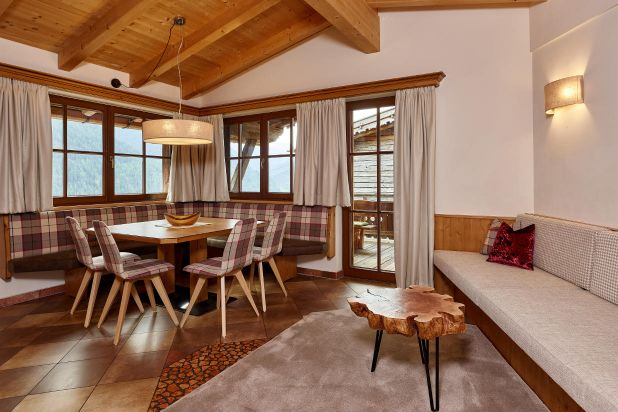 Grünwald Resort Sölden Chalet redesign