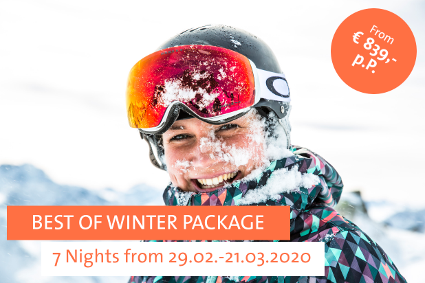 Ski Package Deal March Skiing Holiday