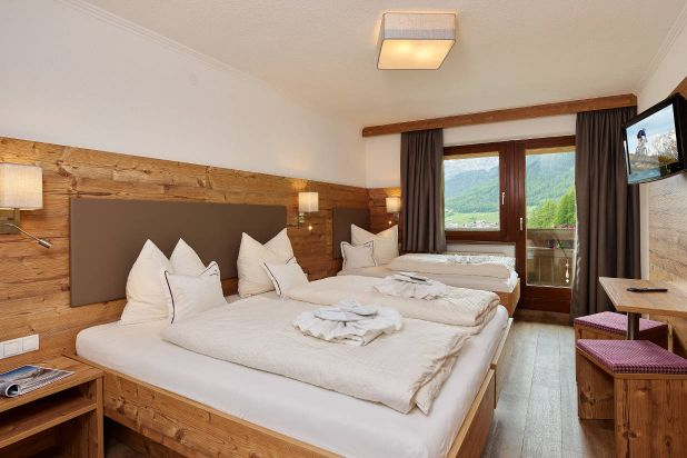 Appartement Sölden für 6 Personen
